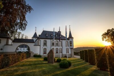 Chateau d'Urspelt (L) SKW4PoolHP  4500 m³/h